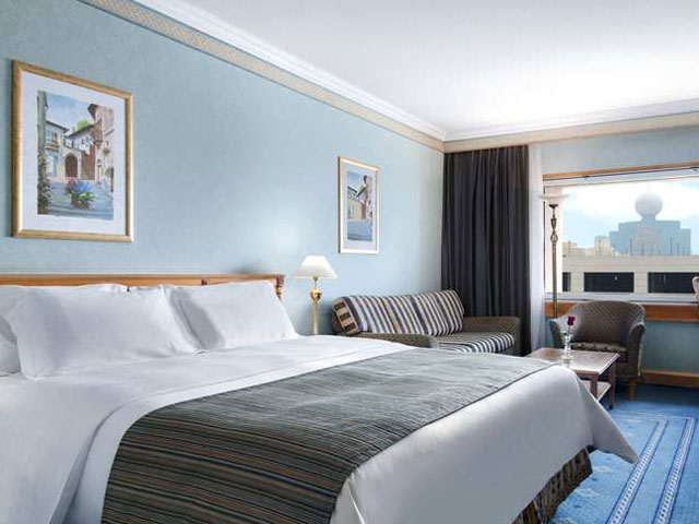 Hilton King Deluxe Room