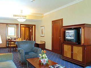 Moevenpick Hotel Bur Dubai: Premium Suite