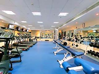 Moevenpick Hotel Bur Dubai: Gym