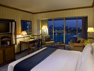 Sheraton Dubai Creek Hotel & Towers: Classic creek view