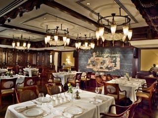Sheraton Dubai Creek Hotel & Towers: Ashiana Restaurant