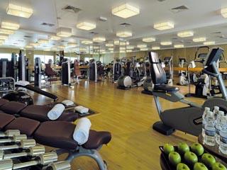 Sheraton Dubai Creek Hotel & Towers: Fitness Center