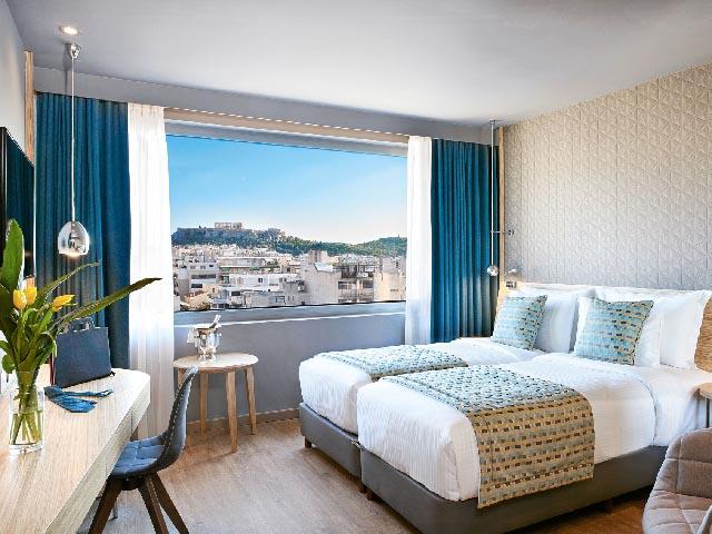 Wyndham Grand Hotel (ex.Athens Imperial ):