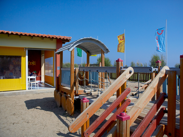 Atlantica Aegean Blue: Kids Area