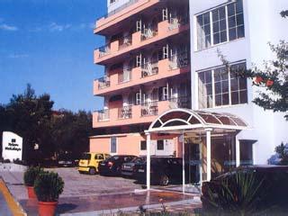 Tolon Holidays Hotel - Entrance