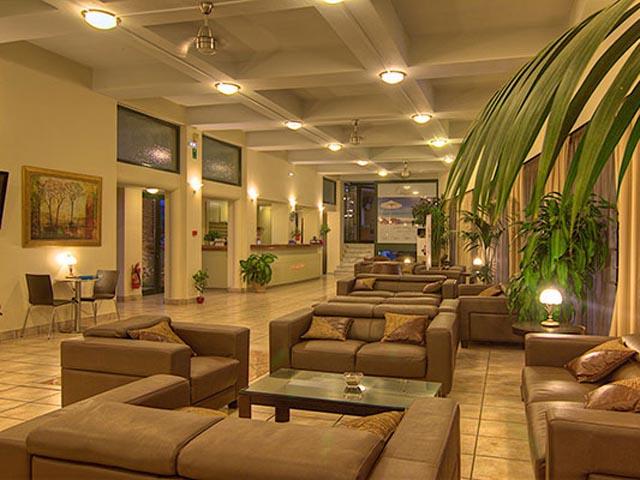 Solimar Aquamarine hotel: