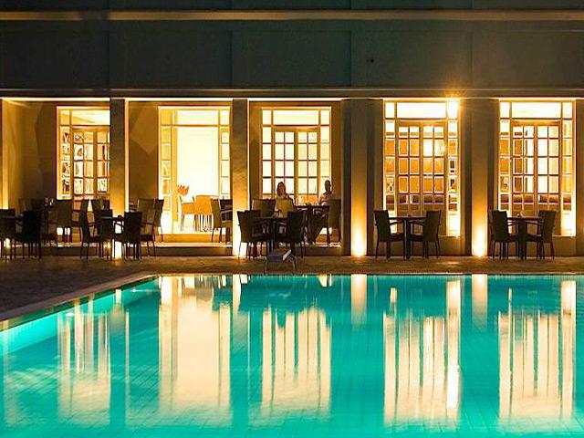 Nine Muses Hotel -