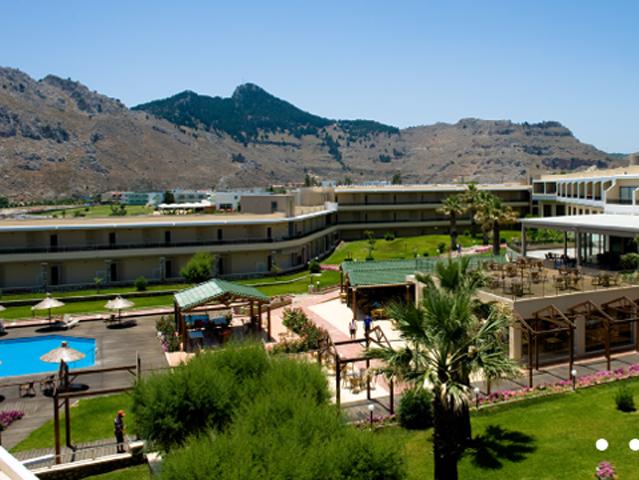 Lutania Beach Hotel: