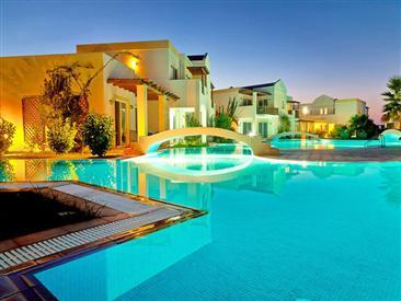 Atlantica Club Marmari Beach Hotel In Marmari Kos Dodecanese