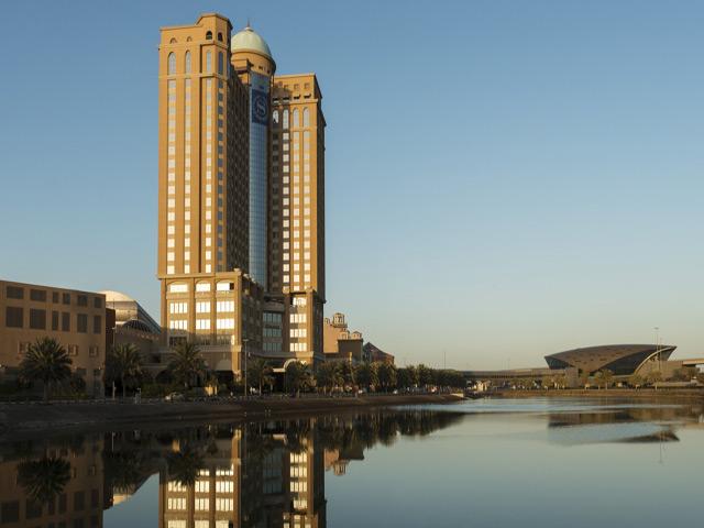 Sheraton Dubai Mall Of The Emirates Hotel: