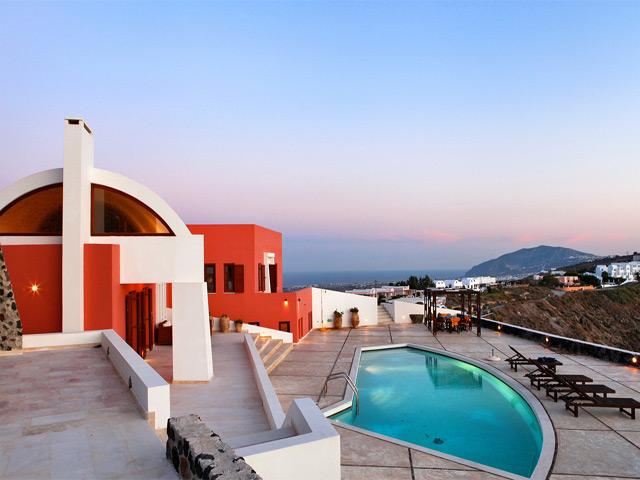 Periscope Villa