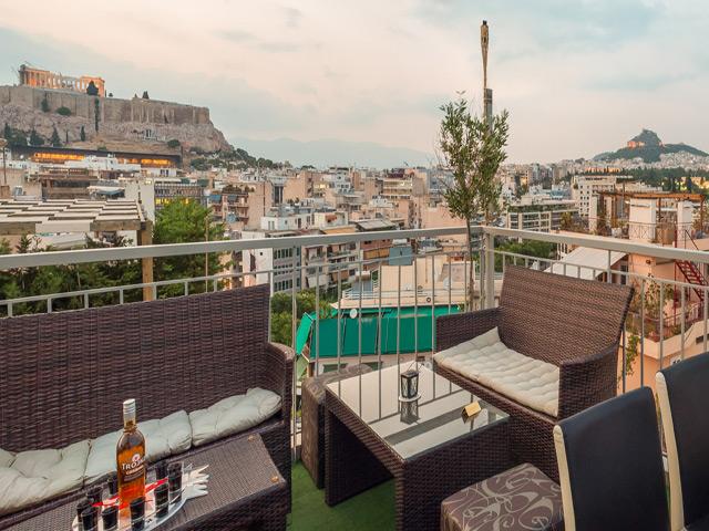 Acropolis Ami Boutique Hotel: