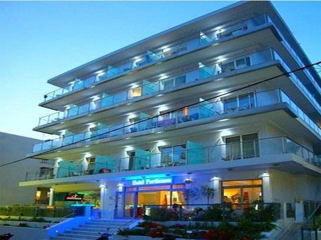 Parthenon City Hotel -