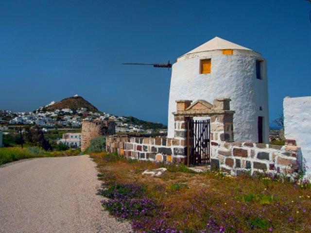 Windmill of Evripidis -