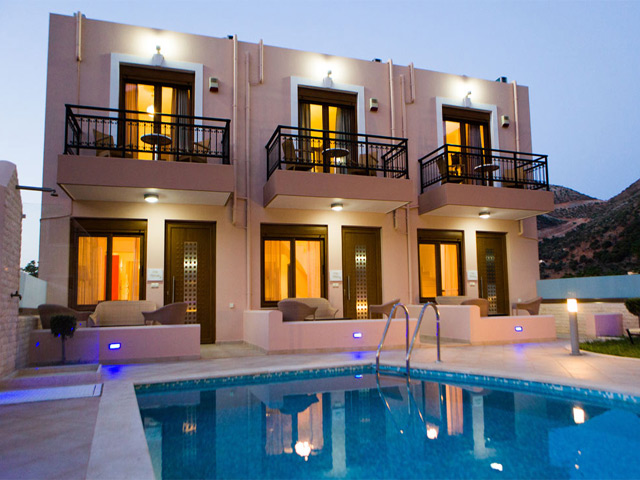 Pantheon Villas and Suites -