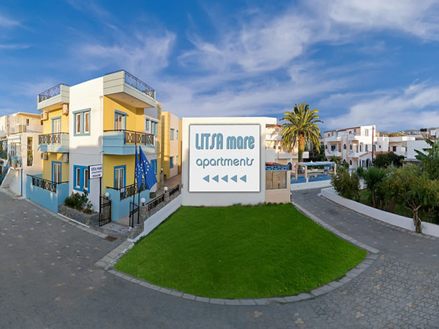 Litsa Mare Apartment -