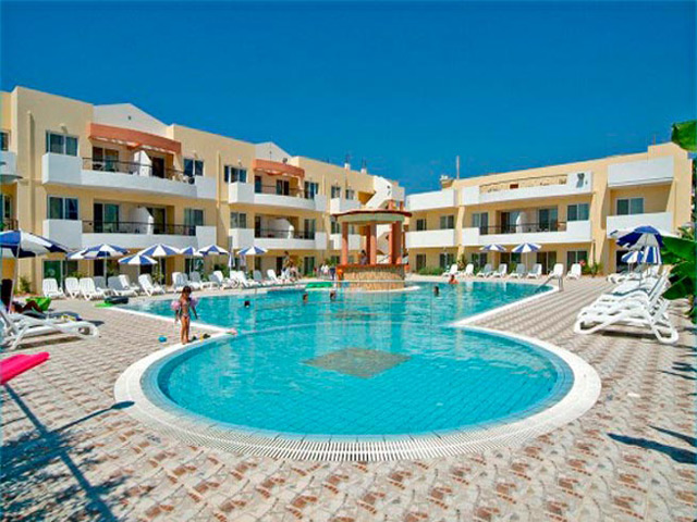 Pelopas Resort -