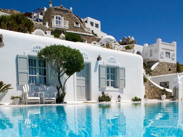 Greco Philia Hotel Boutique Mykonos -