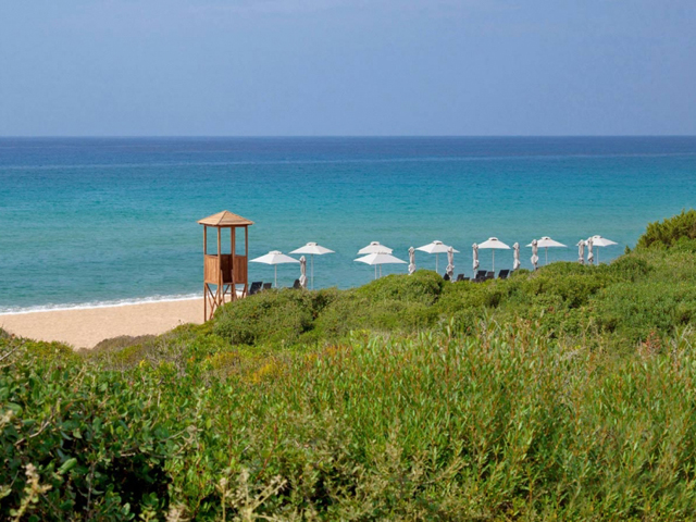 Costa Navarino Hotel The Romanos: