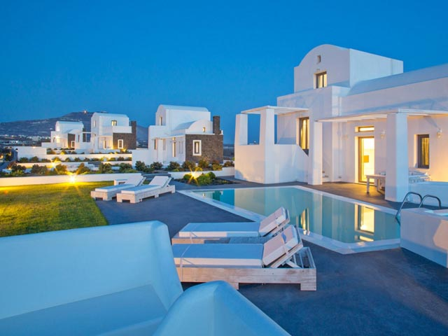 Santorini Princess Presidential Suites -