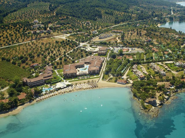 Anthemus Sea Beach Hotel & Spa: