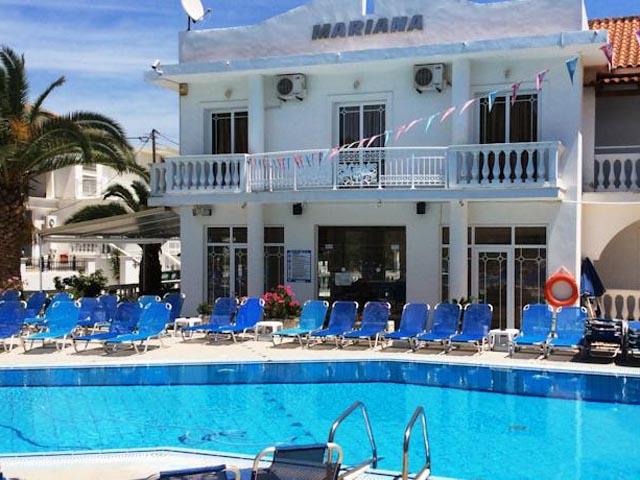 Marianna Aparthotel Laganas -