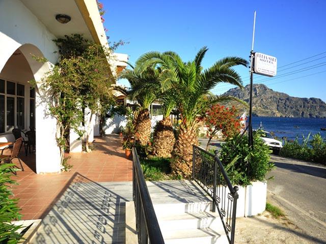 Creta Mare Hotel Plakias -
