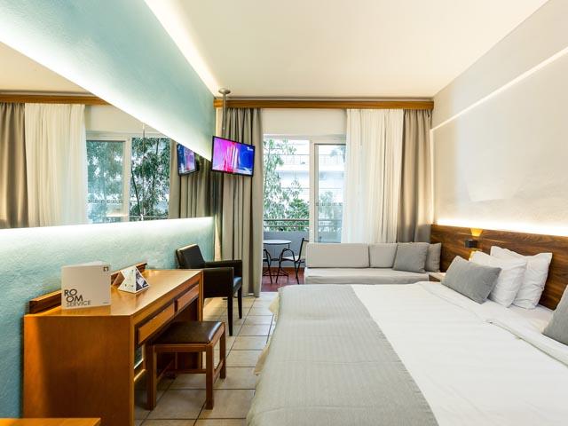 Atrium Ambiance Hotel: