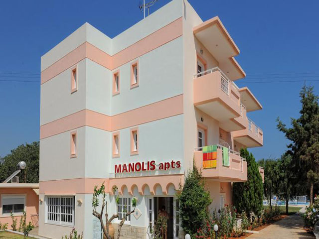 Manolis Apartments Malia