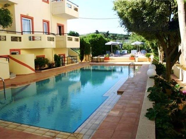 Apollon Hotel Platanias -