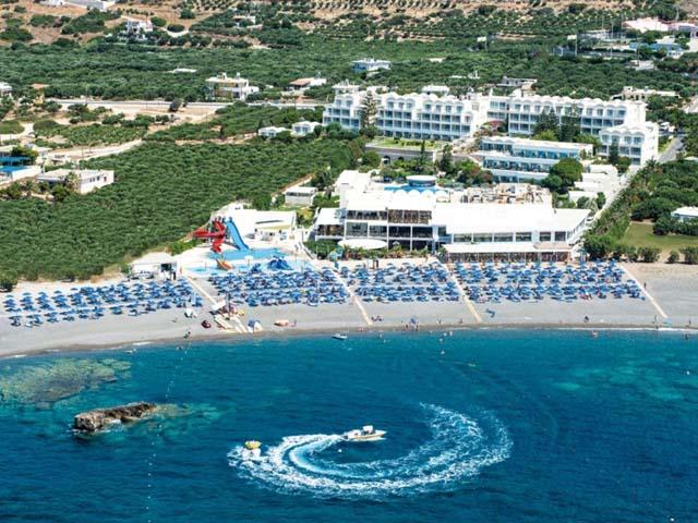 Sunshine Crete Beach and Village