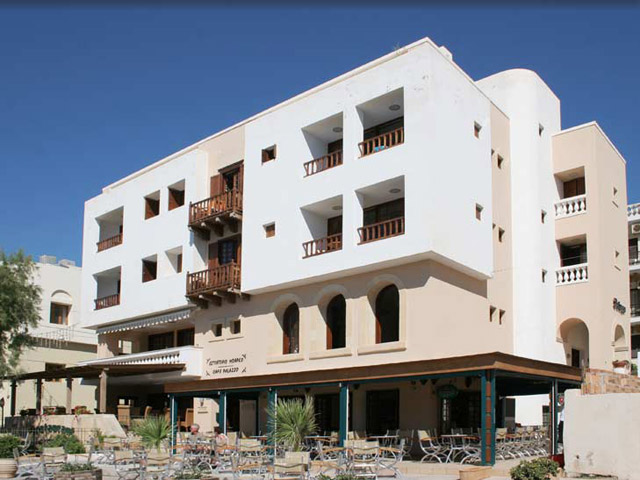 Palazzo Arhontiko Hotel Apartments