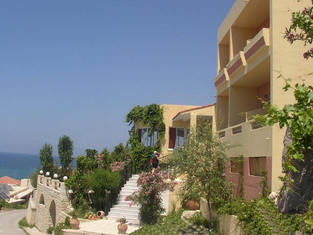 Oasis Hotel -
