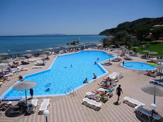 Corfu Sea Gardens -