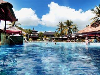 The Jayakarta Bali Beach Resort Residence luxury hotels