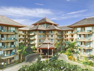 The Jayakarta Bali Beach Resort Residence luxury hotel in