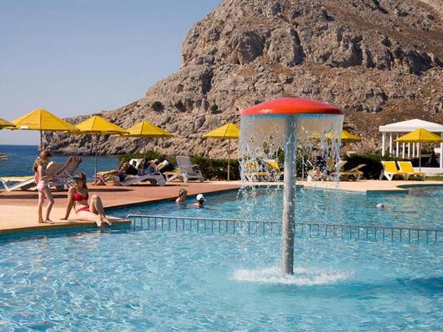 Kolymbia Beach Hotel: