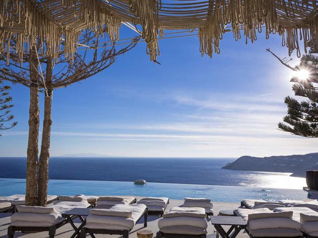 Myconian Utopia Resort Relais & Chateaux