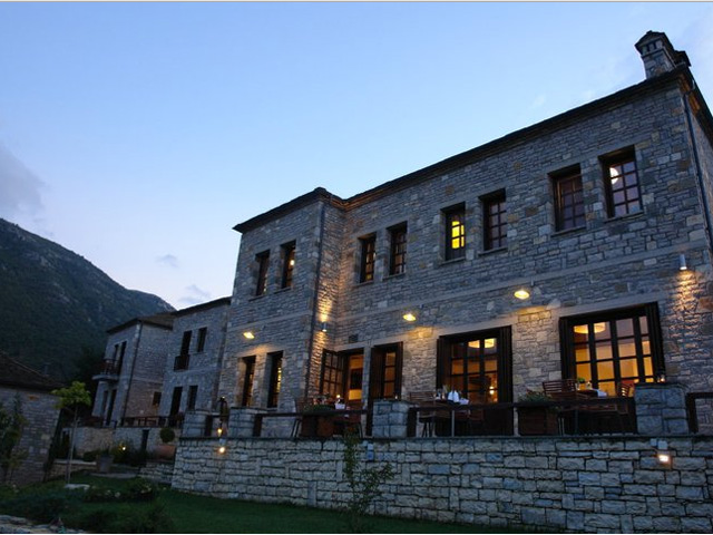 Special Offer for Aristi Mountain Resort - Special Early booking up to 30% !!