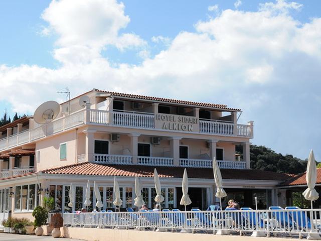 Alkyon Hotel Corfu -