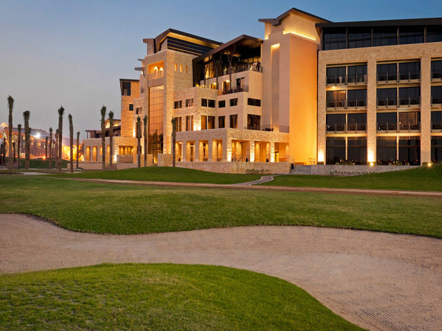 The Westin Abu Dhabi Golf Resort and Spa: