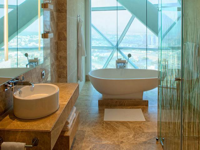 Hyatt Capital Gate, Abu Dhabi: