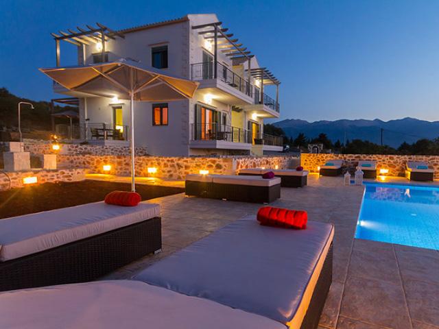 Villa Kerasi -