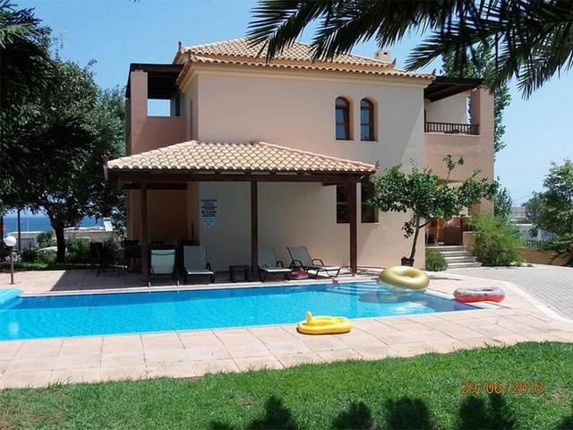 Villa Aphrodite (Iasonas Villas) -