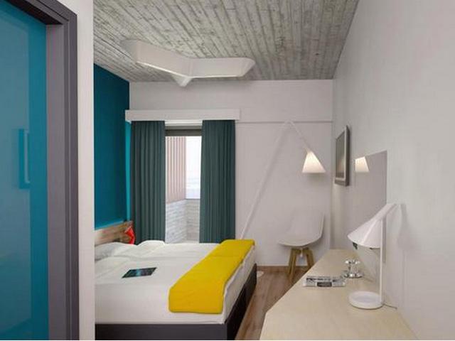 Infinity Blue Hotel: