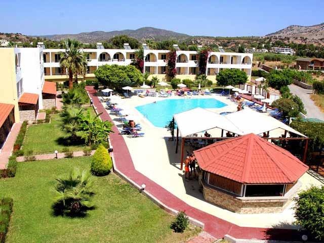 Lardos Bay Hotel -