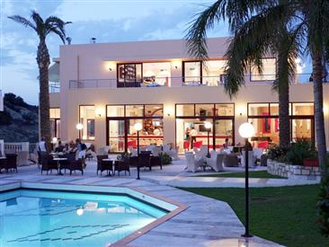 Bellos Hotel Apartments In Hersonissos Heraklion Crete Grèce Europe Overview The Finest Hotels Of World