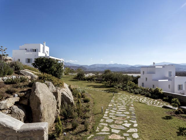 Naxian Collection Luxury Villas Suites -