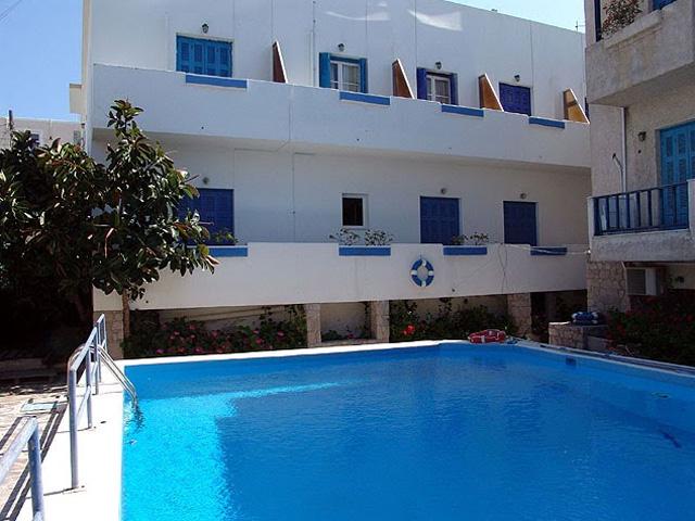Meltemi Hotel Milos -
