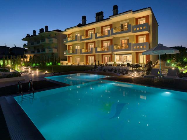 Lagaria Hotel Afitos -